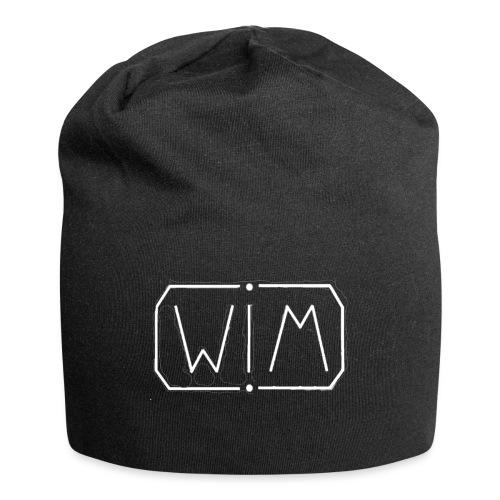 WIM white - Jersey-Beanie