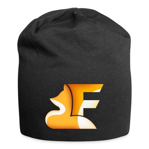 Logo senza sfondo FRONTE - Beanie in jersey