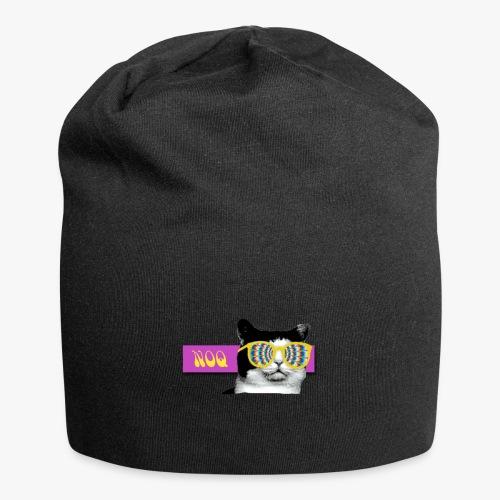 Hippy cat - Jersey-Beanie