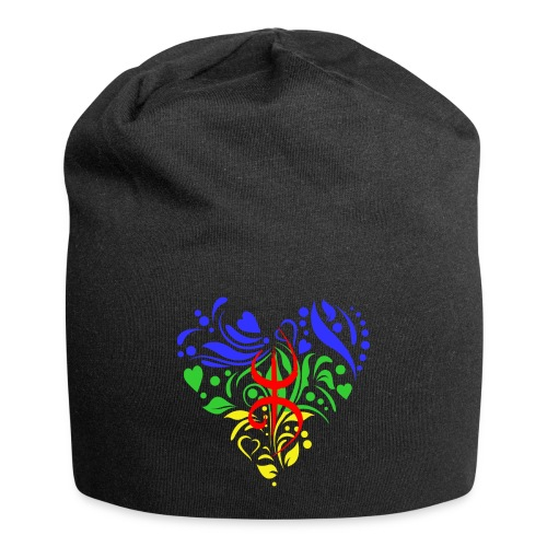 Amazigh berbère Coeur - Bonnet en jersey