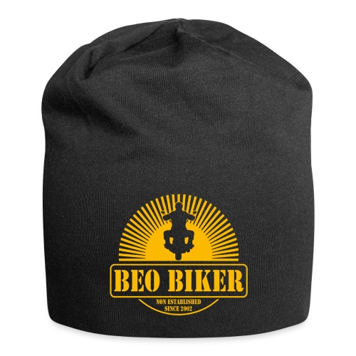 Logo Beo Biker Yellow - Jersey-Beanie
