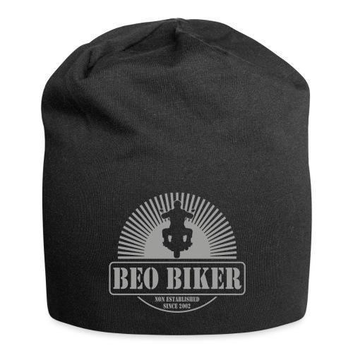 Logo Beo Biker Grey - Jersey-Beanie