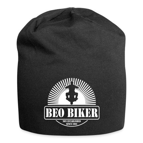 Logo Beo Biker White - Jersey-Beanie