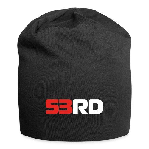 53RD Logo lang (weiss-rot) - Jersey-Beanie