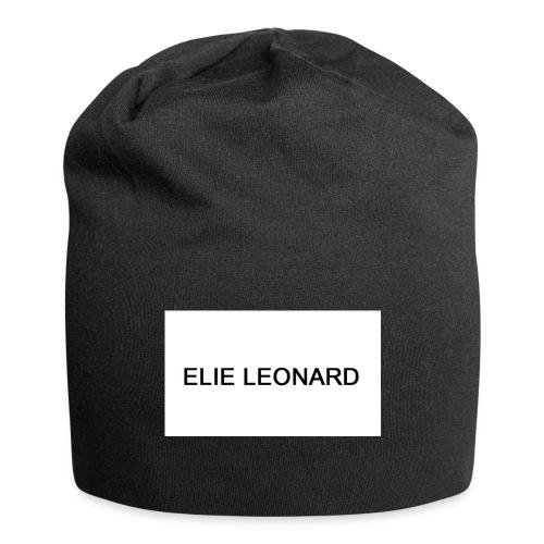 ELIE LEONARD - Bonnet en jersey