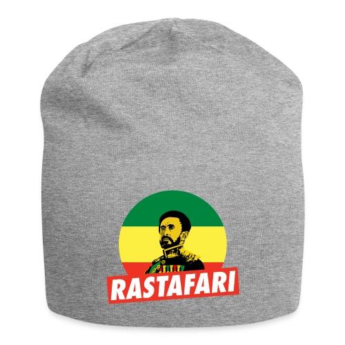 Haile Selassie - Emperor of Ethiopia - Rastafari - Jersey-Beanie