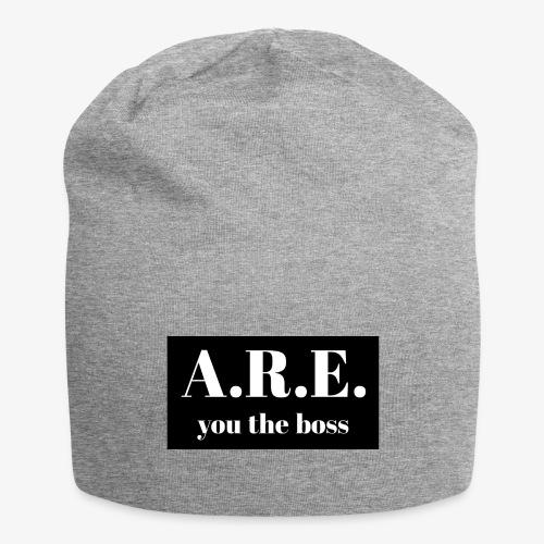 AREyou the boss - Jersey Beanie