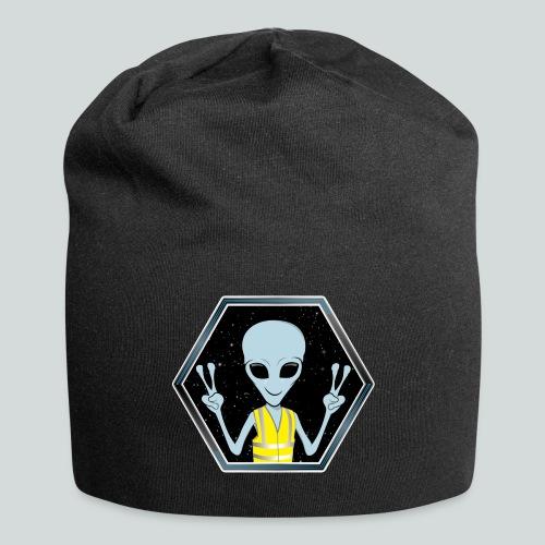 Extraterrestre Gilet jaune - Bonnet en jersey