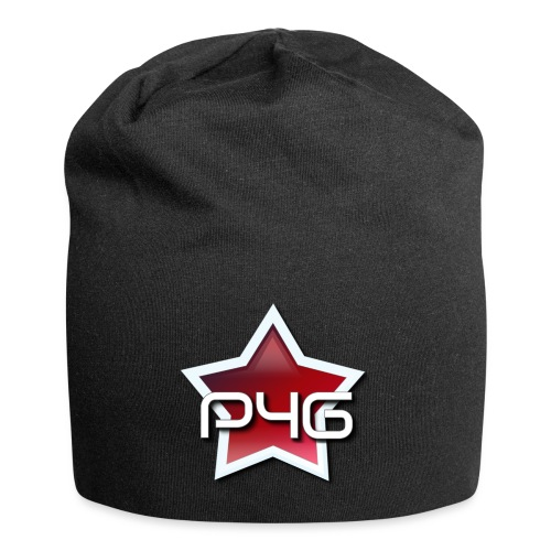 logo P4G 2 5 - Bonnet en jersey
