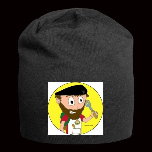 r svg - Bonnet en jersey