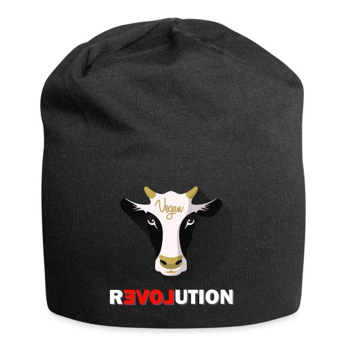 Vegan Revolution - Bonnet en jersey