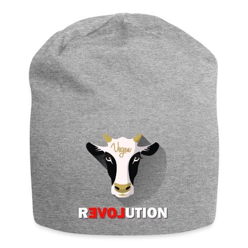 Vegan Revolution - Bonnet en jersey