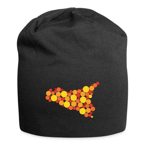 logo sicilia piccolo - Beanie in jersey