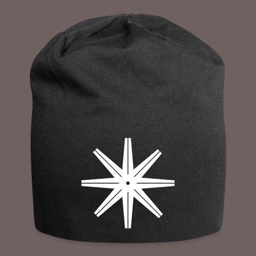 GBIGBO zjebeezjeboo - Rock - Octastar Blanc - Bonnet en jersey