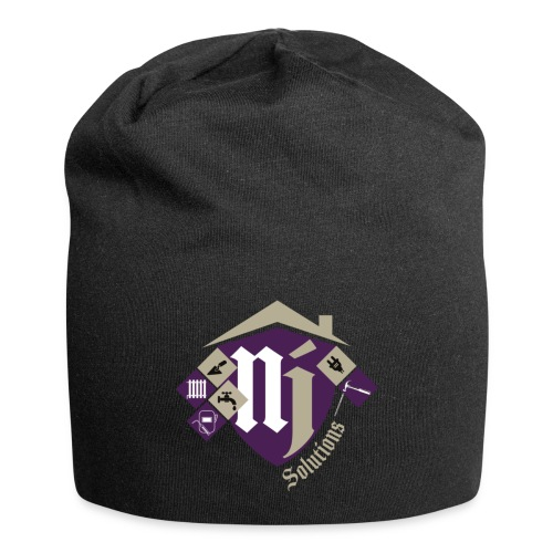 NJ-Solutions Label - Jersey-Beanie