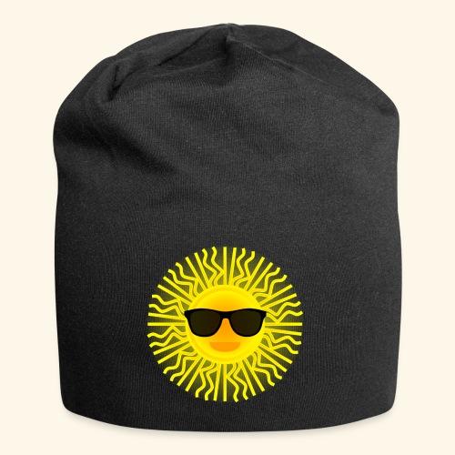 Sol de Canarias - Gorro holgado de tela de jersey