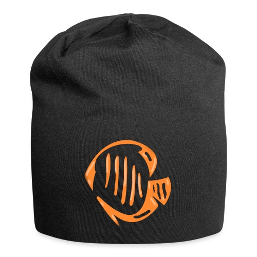 Aquarium Adventures Logo - Jersey Beanie