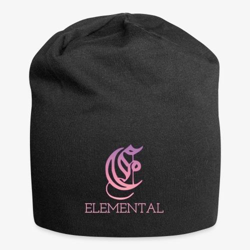 Elemental Pink - Jersey Beanie