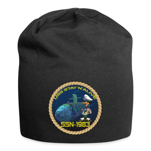 Command Badge SSN-1983 - Jersey Beanie