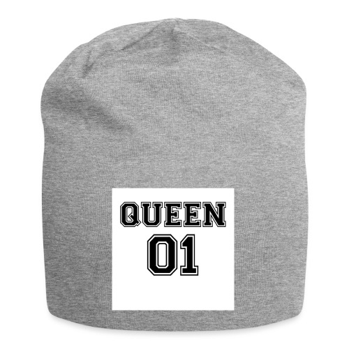 Queen 01 - Bonnet en jersey