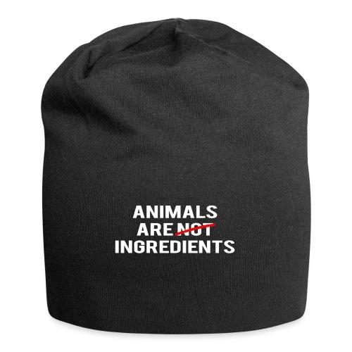 Animals Are Ingredients - Jersey Beanie