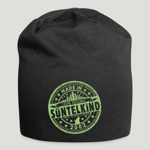 SÜNTELKIND 2002 - Das Süntel Shirt mit Süntelturm - Jersey-Beanie