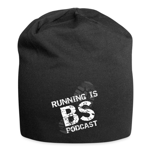 Running is BS podcast - Jersey Beanie