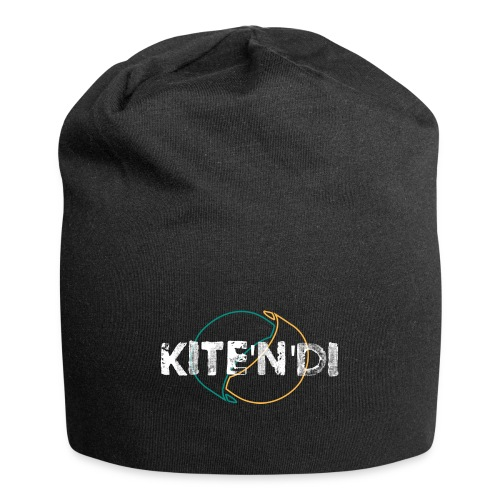 Front Kitesurf Passion White - Beanie in jersey