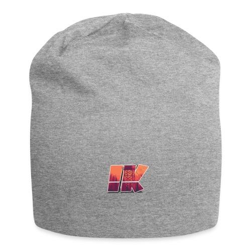Ishaan Kulkarni Logo (1) - Jersey Beanie