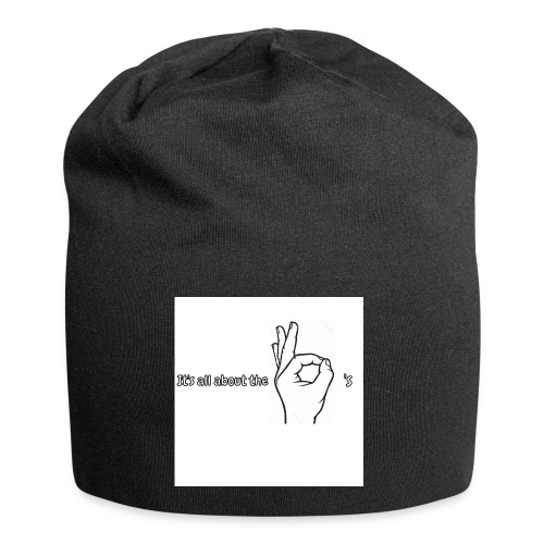 All about the - Jersey Beanie