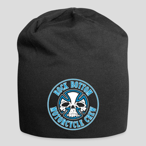 Rock Bottom Primary Logo - Jersey-Beanie