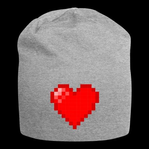Pixel Love - Jersey Beanie