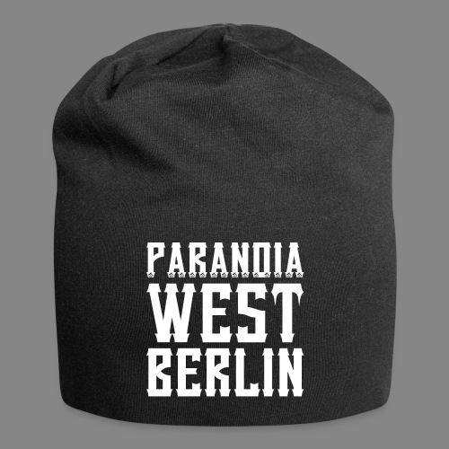 Paranoia 2016 png - Jersey-Beanie