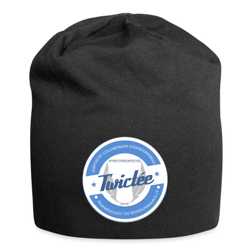 logo twictee - Bonnet en jersey