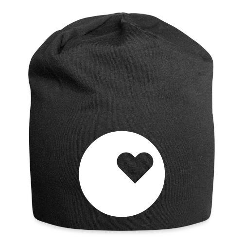 Round Heart - Jersey-Beanie
