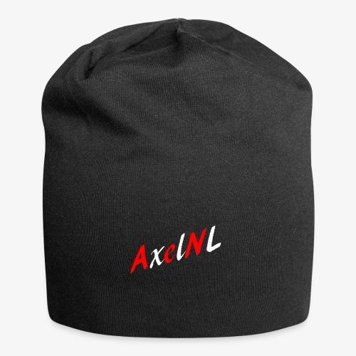 AxelNL - ROOD - Jersey-Beanie