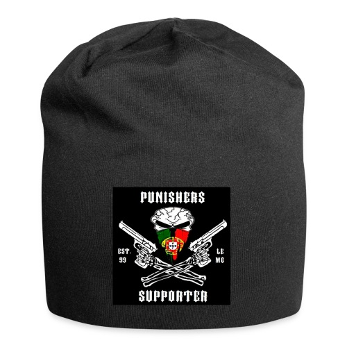 support portugal - Gorro holgado de tela de jersey