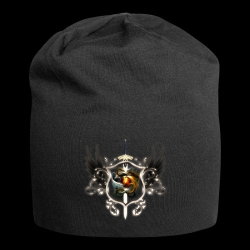 LogoSK2 png - Beanie in jersey