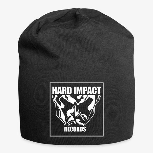 Hard Impact Records - Beanie in jersey