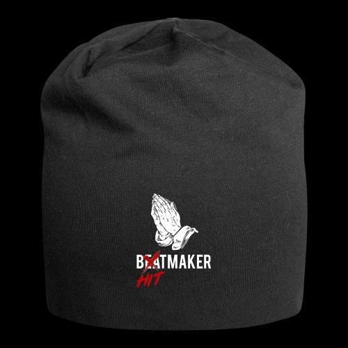 HitMaker Blanc - Bonnet en jersey