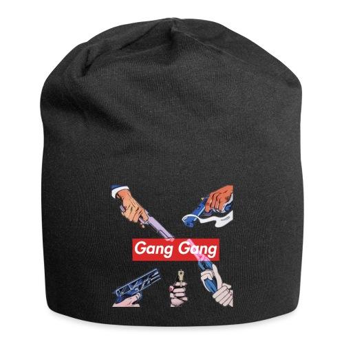 GANG BY:WESLEYSILVA - Gorro holgado de tela de jersey