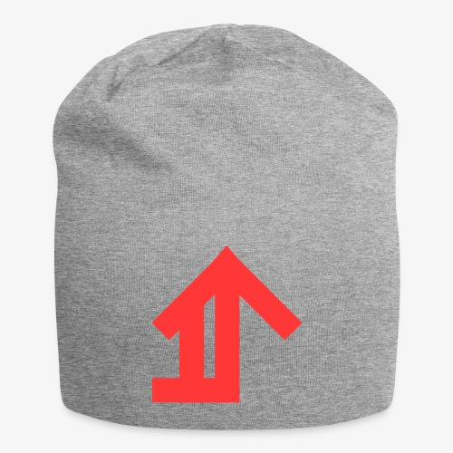 Red Classic Design - Jersey Beanie
