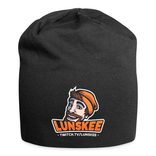 Lunskee Mascot Logo - Jersey-Beanie