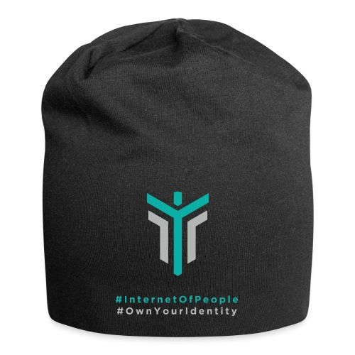 #InternetOfPeople #OwnYourIdentity - Jersey Beanie