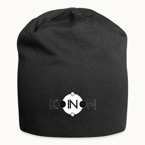 Koinòn Logo - Beanie in jersey