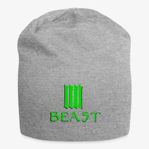 Beast Green - Jersey Beanie
