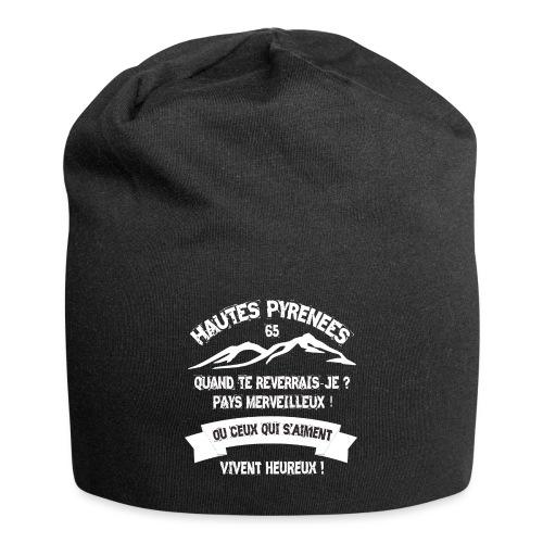 Hautes-Pyrénées - Bonnet en jersey