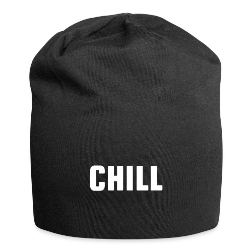 chill, tulfo and chill, netflix and chill,chilling - Jersey Beanie