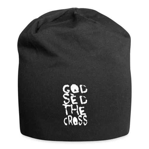 GodSèd The Cross - Bonnet en jersey