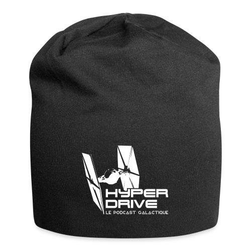Hyperdrive, logo Galactique - Bonnet en jersey